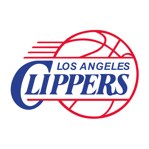 Los angeles clippers logo Transparent PNG