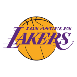 Logo de los angeles lakers