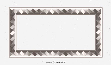Horizontal Greek Design