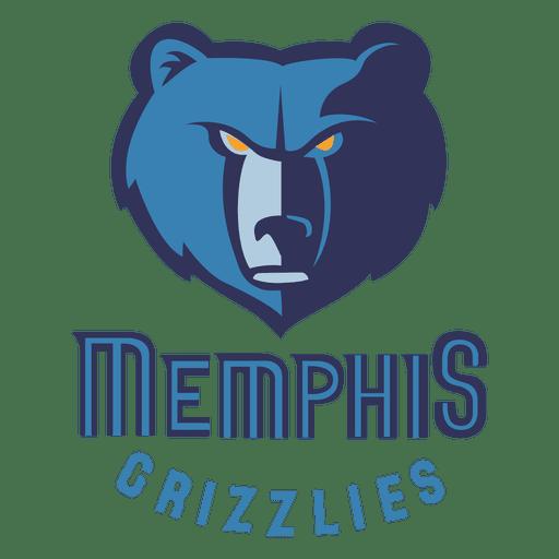 Memphis grizzlies logo Transparent PNG