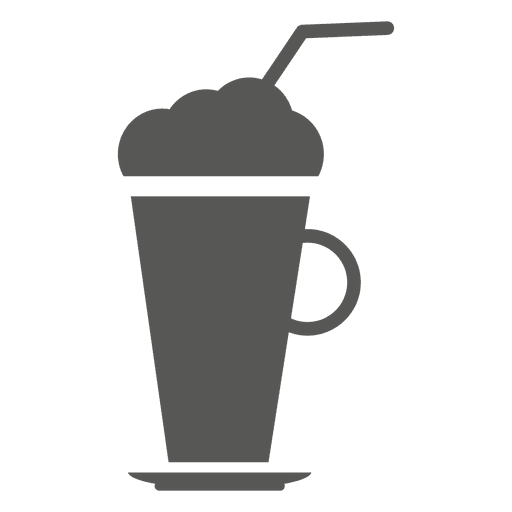 Milk shake drink icon Transparent PNG