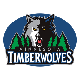 Logotipo do woodwolves de Minnesota