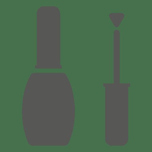 Nail polish icon - Transparent PNG & SVG vector