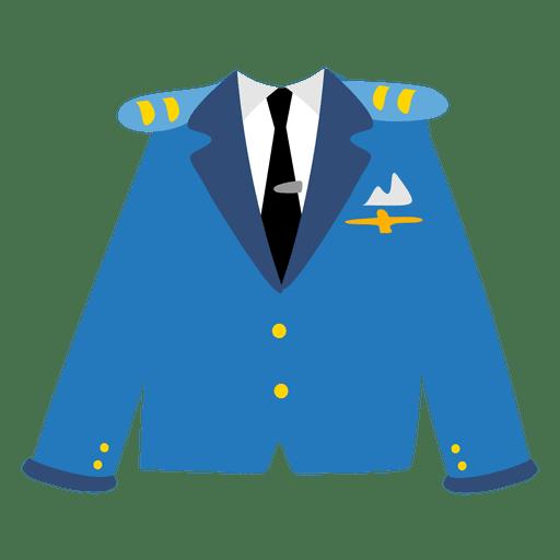 Chaqueta oficial de la marina Transparent PNG