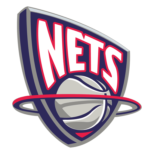 Nets logo Transparent PNG