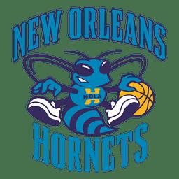 Nuevo logo de los avispones de orleans