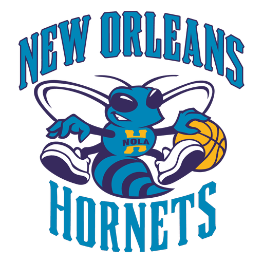 New orleans hornets logo Transparent PNG