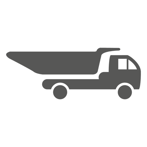Off highway truck icon Transparent PNG