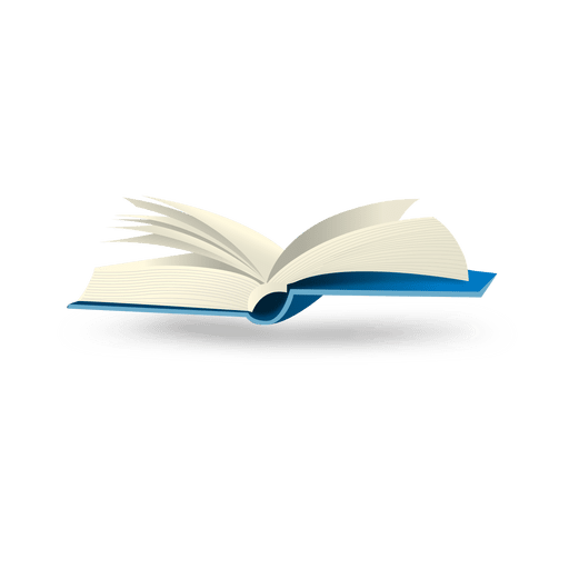 Open book bubble icon Transparent PNG