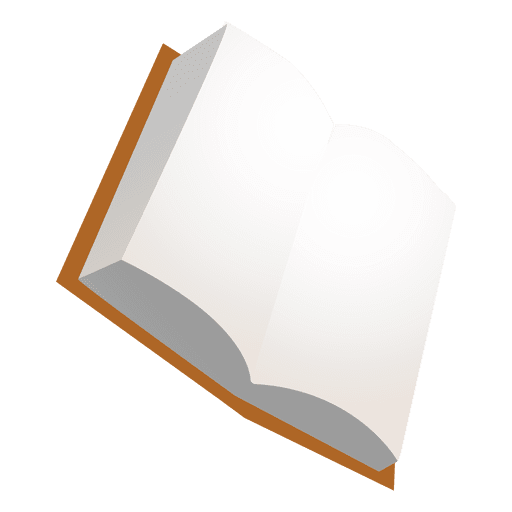 Opened book Transparent PNG