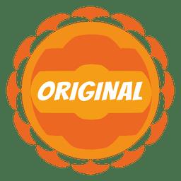 Insignia de circulo original