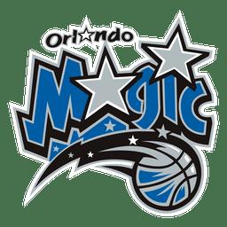 logotipo de la magia de Orlando