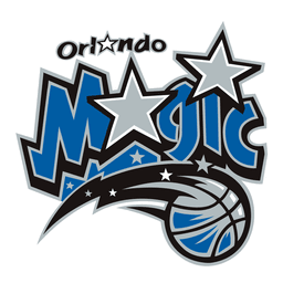 Logotipo mágico de Orlando