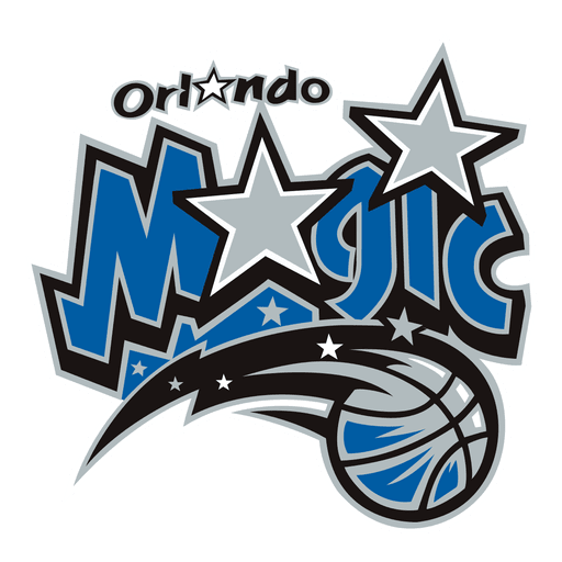 Orlando magic logo Transparent PNG