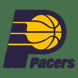 Logo de los pacers