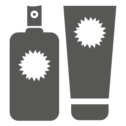 Perfume facial cream icon Transparent PNG