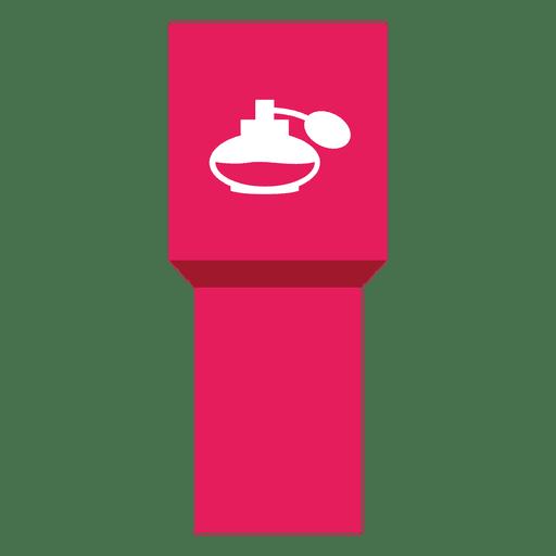 Etiqueta de cinta de icono de perfume Transparent PNG
