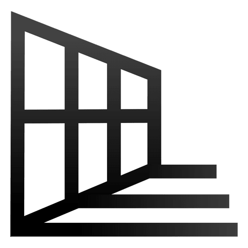 Perspective grid tool Transparent PNG