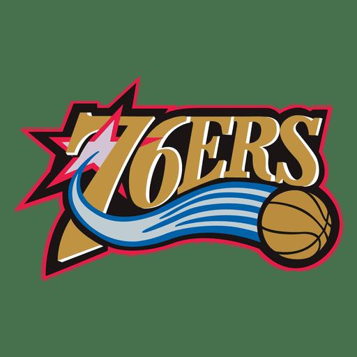 Philadelphia 76ers logo Transparent PNG