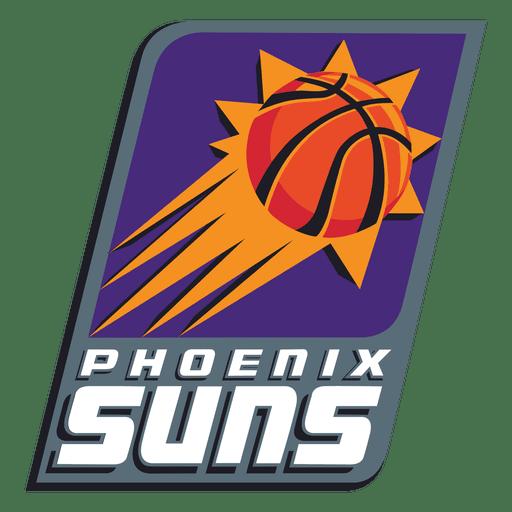 Logo de soles de phoenix Transparent PNG