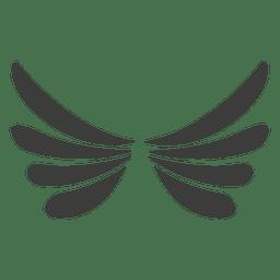 Fénix alas decoración 3