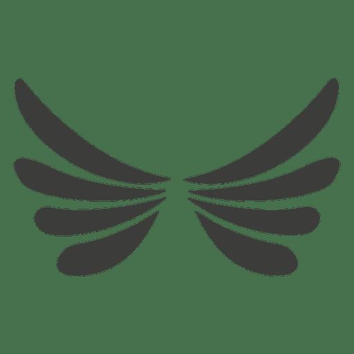 Decoração de asas de Phoenix 3 Transparent PNG