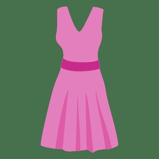 Pano feminino rosa Transparent PNG