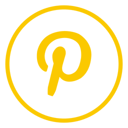 Pinterest ring icon