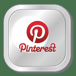 Pinterest-Quadrat-Symbol