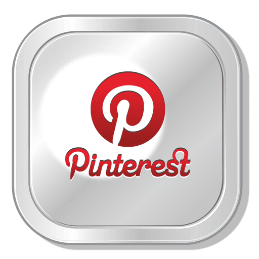 Pinterest square icon - Transparent PNG & SVG vector
