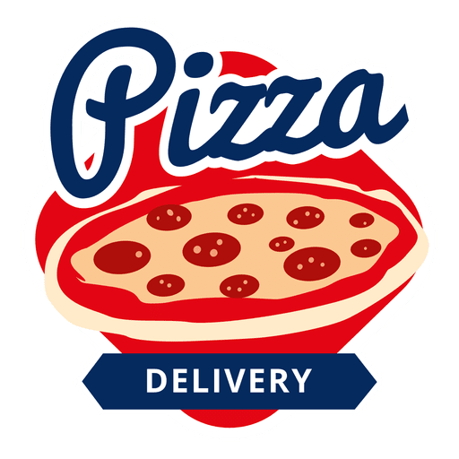 logo de pizza real clipart and vector graphics