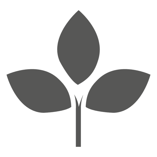 Icono de la planta Transparent PNG