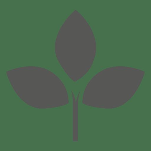 Plant icon Transparent PNG