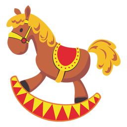 Pony toy cartoon