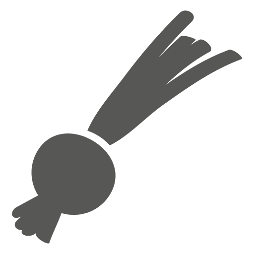 Radish flat icon Transparent PNG