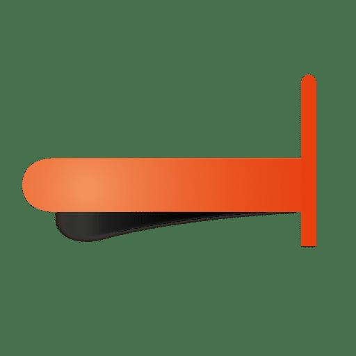 Ponteiro de etiqueta vermelho infográfico Transparent PNG