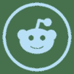 Ícone do anel Reddit