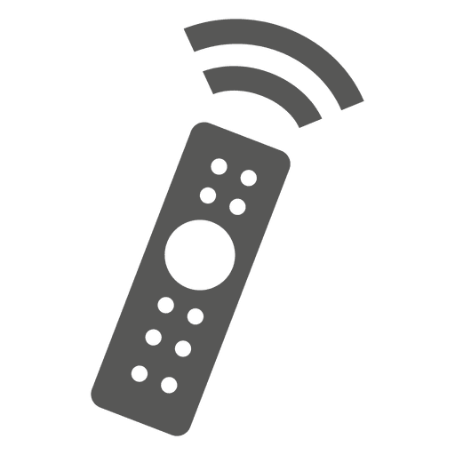 Remote controller icon Transparent PNG