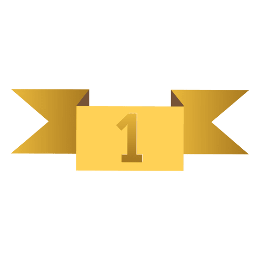 Ribbon award badge Transparent PNG