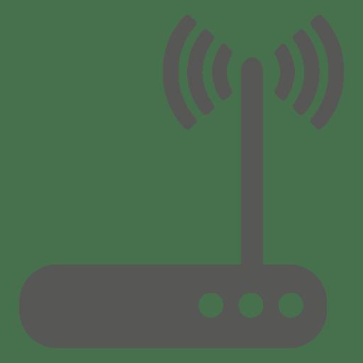Ícone do roteador Transparent PNG
