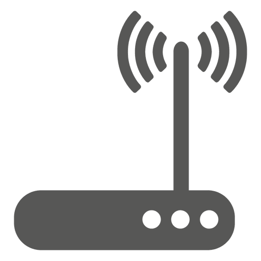 Router icon Transparent PNG