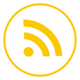 Rss ring icon