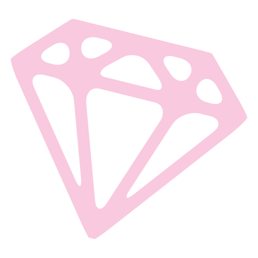 Ruby diamond icon Transparent PNG