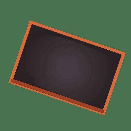 School blackboard Transparent PNG