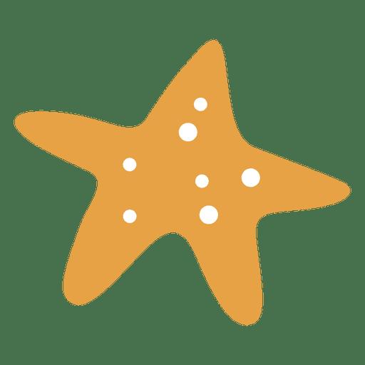 Pez estrella de mar Transparent PNG