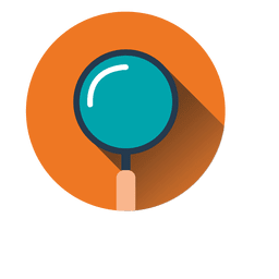 Pesquisar ícone de círculo