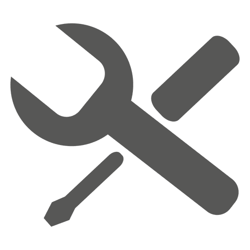 Setting tools icon Transparent PNG