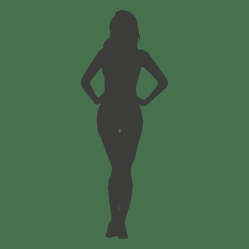 6af1db3759878 Silueta femenina sexy - Descargar PNG SVG transparente