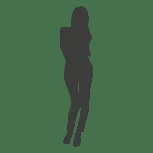 c73f3f7145773 Silueta de mujer sexy - Descargar PNG SVG transparente