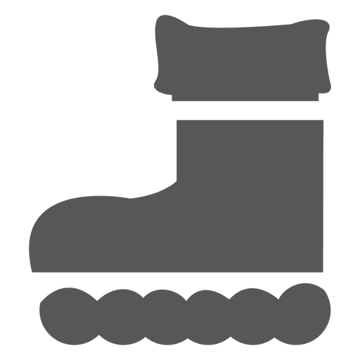 Skating shoe icon Transparent PNG
